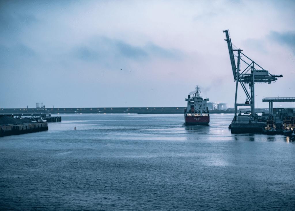 puerto de mercancias subvención galicia exporta digital